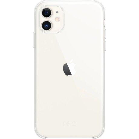 Resigilat - Husa de Silicon Apple iPhone 11 - Clear Case