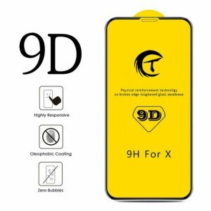 FOLIE STICLA TEMPERED GLASS 9D IPHONE 12 Pro Max