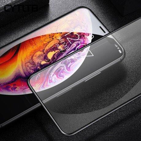 FOLIE STICLA TEMPERED GLASS 9D iPhone 7 PLUS/ 8 PLUS NEAGRA