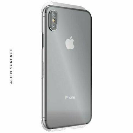 Folie Alien Surface, Apple iPhone XS, protectie ecran, spate, laterale