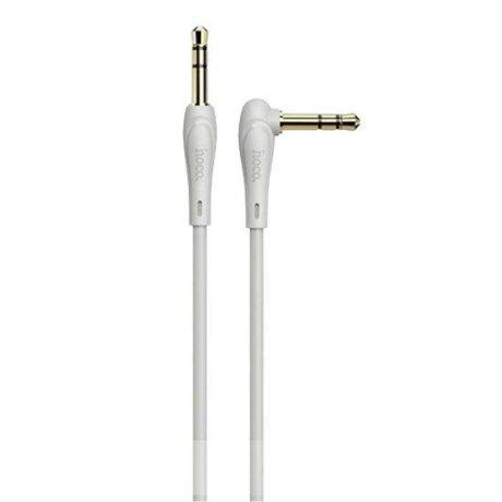 Cablu Audio Auxiliar Elbow Design UPA14 Gri Hoco 2M