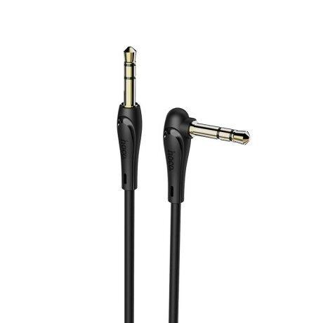Cablu Audio Auxiliar, Elbow Design, UPA14 Negru Hoco