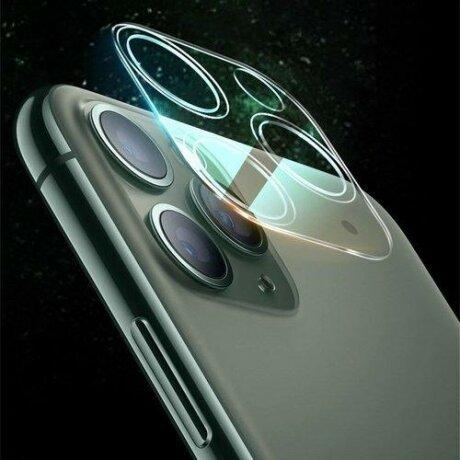 Folie de protectie pentru camera Wozinsky Full Camera Glass super durable 9H glass protector iPhone 12