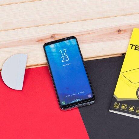 Folie de sticla Wozinsky Tempered Glass 5D  pentru Samsung Galaxy Note 9 Black