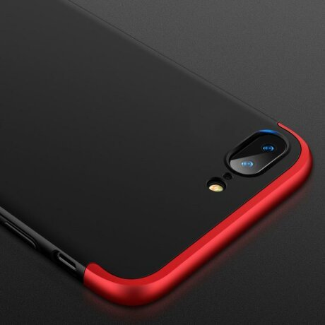 Husa 360 GKK iPhone 7 Plus / iPhone 8 Plus Neagra