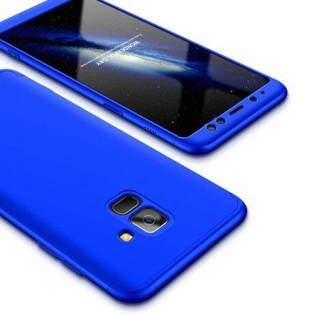 Husa 360 GKK Samsung Galaxy A40 Blue