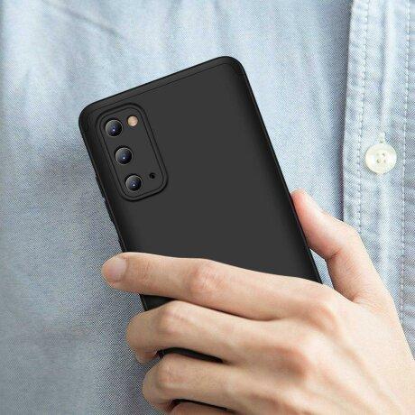 Husa 360 GKK Samsung Galaxy Samsung Galaxy S20 black