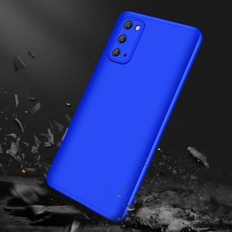 Husa 360 GKK Samsung Galaxy Samsung Galaxy S20 blue