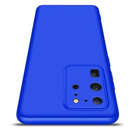 Husa 360 GKK Samsung Galaxy Samsung Galaxy S20 Ultra Blue