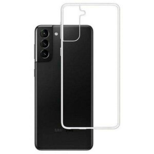 Husa 3MK Clear Case Samsung G991 S21