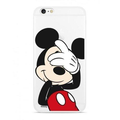 Husa  Disney Mickey pentru iPhone XS Max transparenta