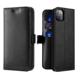 Husa Dux Ducis Kado Bookcase wallet type case pentru iPhone 11 Pro negru