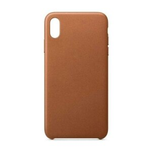 Husa ECO Leather case cover for iPhone 11 Pro maro