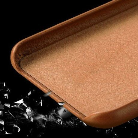 Husa ECO Leather case cover for iPhone 11 Pro roz