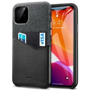 Husa ESR Metro Wallet case for Iphone 11 PRO Max ( 6.5 ) black