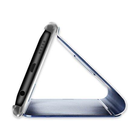 Husa Flip Mirror pentru Galaxy S10e Black
