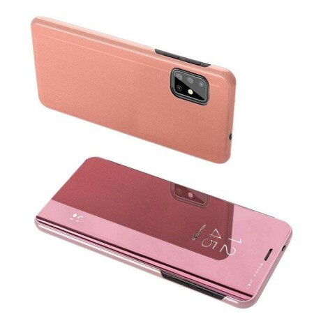 Husa flip Samsung Galaxy S20 Plus Pink