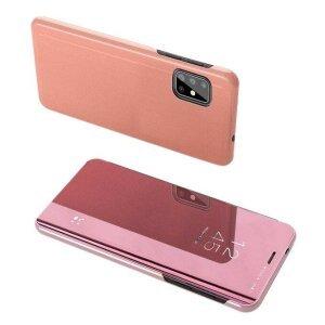Husa flip Samsung Galaxy S20 Ultra Pink