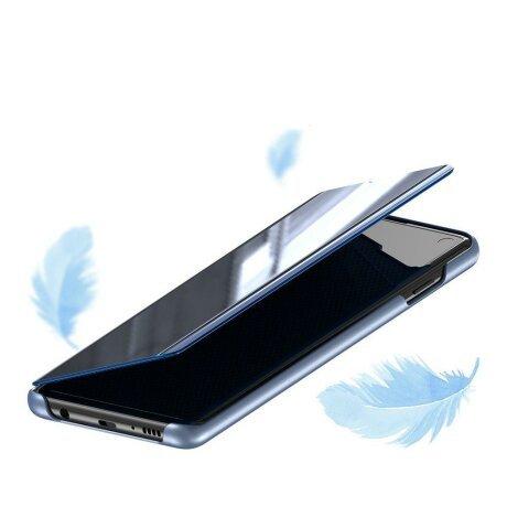 Husa Flip View pentru Samsung Galaxy A50 Black