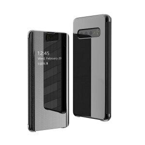 Husa Flip View pentru Samsung Galaxy S10e Black