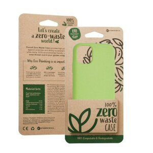 Husa Forcell BIO - Zero Waste Case for IPHONE 11 PRO Max green
