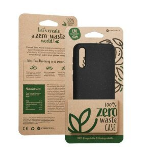 Husa Forcell BIO - Zero Waste Case for SAMSUNG S20 black