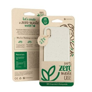 Husa Forcell BIO - Zero Waste Case for SAMSUNG S20 PLUS nature