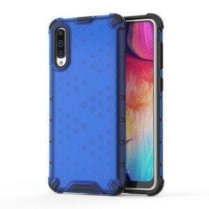 Husa Honeycomb Samsung Galaxy A50/A30 Blue