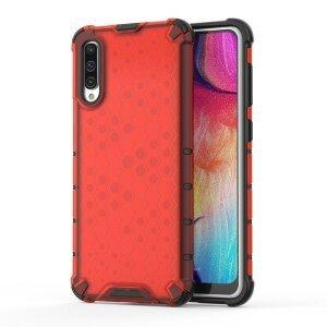 Husa Honeycomb Samsung Galaxy A50/A30 Red