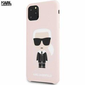 Husa Karl Lagerfeld iPhone 11 Pro Max hardcase Silicone Iconic