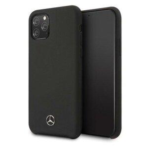 Husa Mercedes iPhone 11 Pro hard case black Silicon