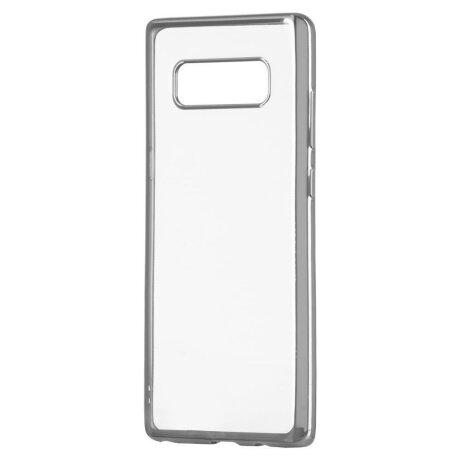 Husa Metalic Slim case for Samsung Galaxy S9 Plus silver