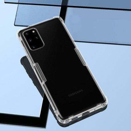 Husa Nillkin Nature TPU Case Gel Ultra Slim Cover for Samsung Galaxy S20 Ultra transparent
