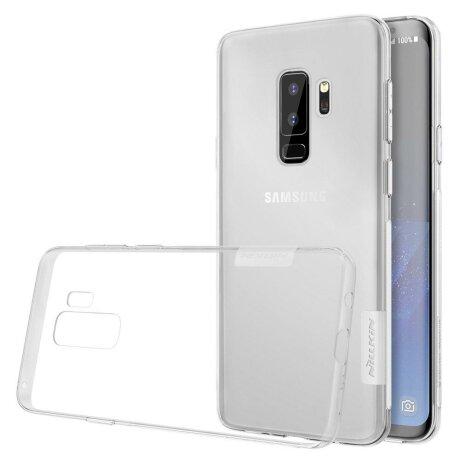 Husa Nillkin Nature TPU Case Gel Ultra Slim Cover for Samsung Galaxy S9 Plus transparent