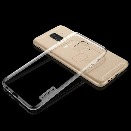 Husa Nillkin Nature TPU Samsung Galaxy A6  2018 Transparent