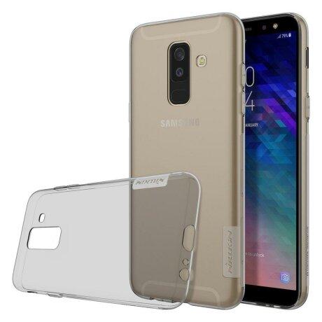 Husa Nillkin Nature TPU Samsung Galaxy A6 Plus 2018 Grey