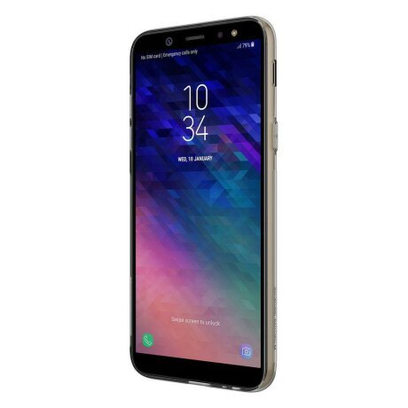 Husa Nillkin Nature TPU Samsung Galaxy A6 Plus 2018 Grey