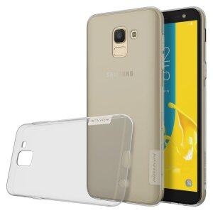 Husa Nillkin Nature TPU Samsung Galaxy J6  2018 Grey