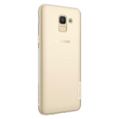 Husa Nillkin Nature TPU Samsung Galaxy J6  2018 Transparent