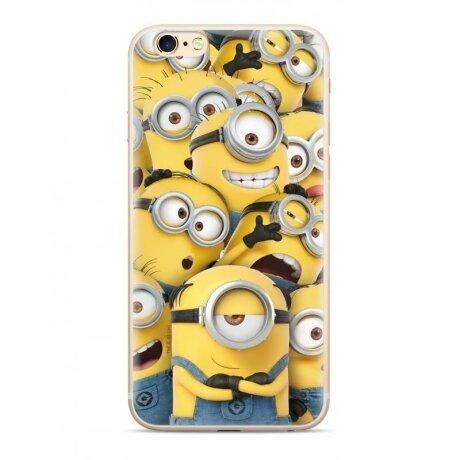 Husa Original Minions Minions 020 pentru iPhone 11 Pro yellow