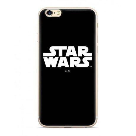 Husa Original Star Wars Star Wars 001 pentru iPhone XR black
