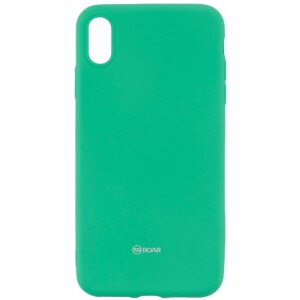 Husa Roar Colorful Jelly Case - for Iphone 11 Pro Max mint