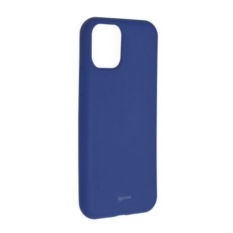 Husa Roar Colorful Jelly Case - for Iphone 11 Pro navy