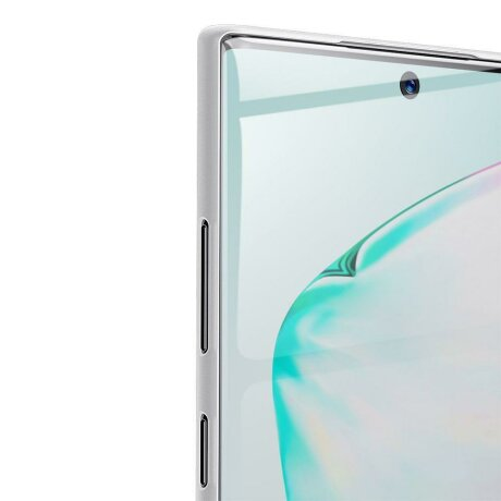 Husa Samsung Galaxy Note 10 Baseus Wing Transparent