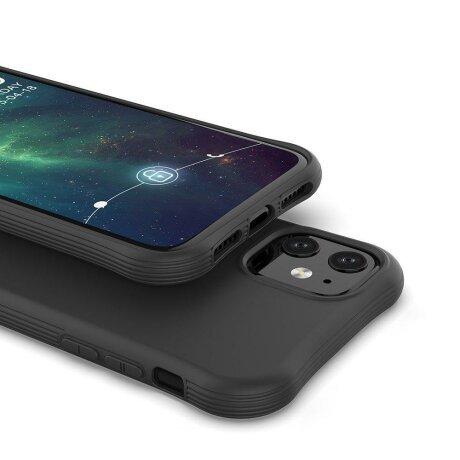 Husa Soft Color Case flexible gel case for iPhone 11 Pro black