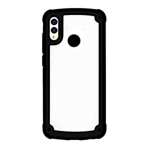 Husa Solid Frame PC Case with TPU Bumper for Samsung Galaxy S9 G960 black