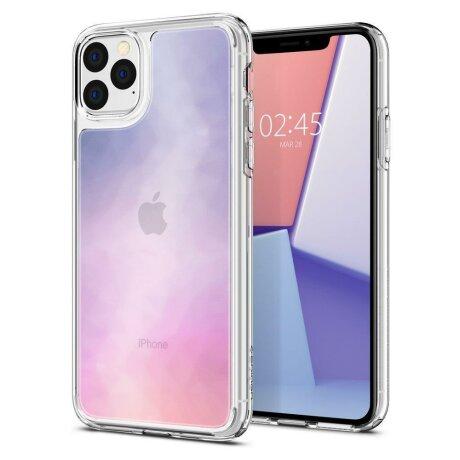 Husa Spigen Crystal Hybrid Quartz Iphone 11 Pro Gradation