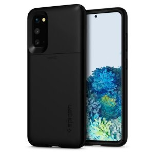 Husa Spigen Slim Armor Cs Galaxy S20 Black