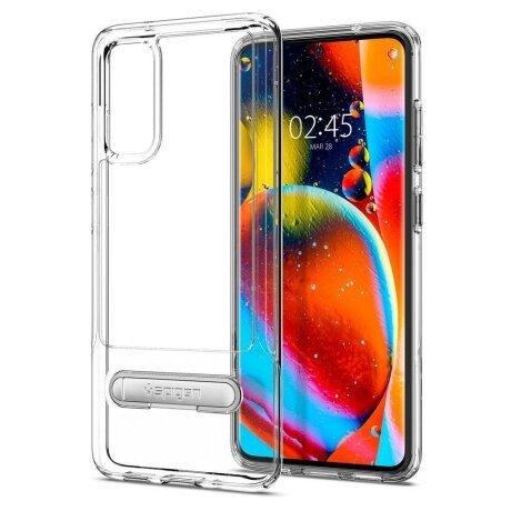 Husa Spigen Slim Armor Essential S Galaxy S20 Crystal Clear
