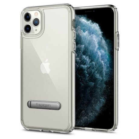 "Husa Spigen Ultra Hybrid ""S"" Iphone 11 Pro Crystal Clear"